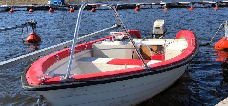 Ny båt och nya priser 2019-04-16